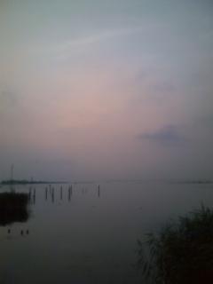 今日の琵琶湖は?